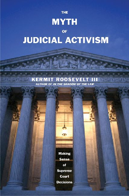judicial activism in environmental law One of the most prominent developments from judicial activism has been in environmental jurisprudence policy or even law was just, fair and moral.